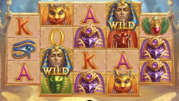 Egyptian King slot machine
