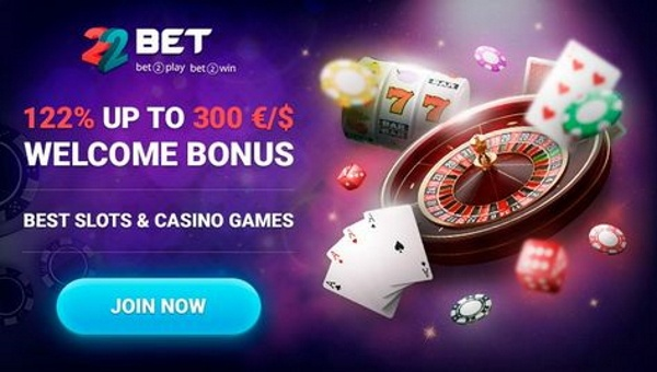 22bet - slot machine online - don slottione - bonus - giri gratis