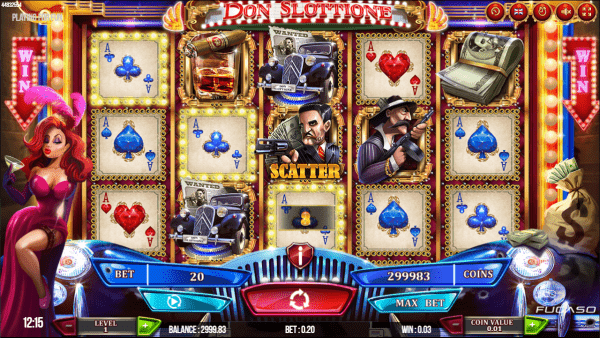 Don Slottione - new slot online